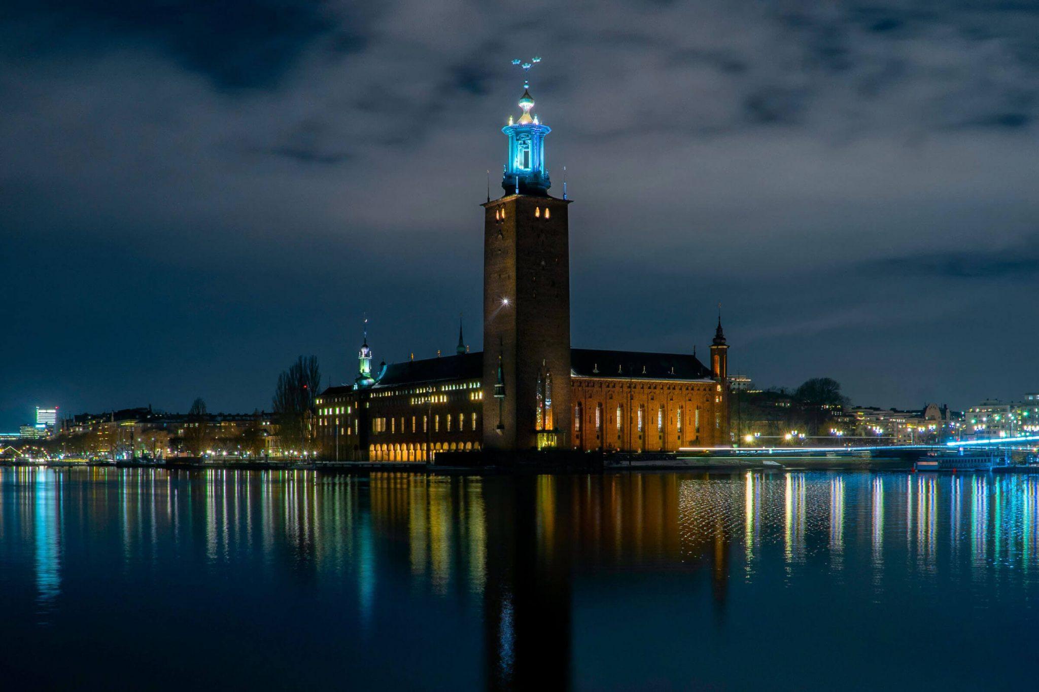 Vandrarhem på Kungsholmen