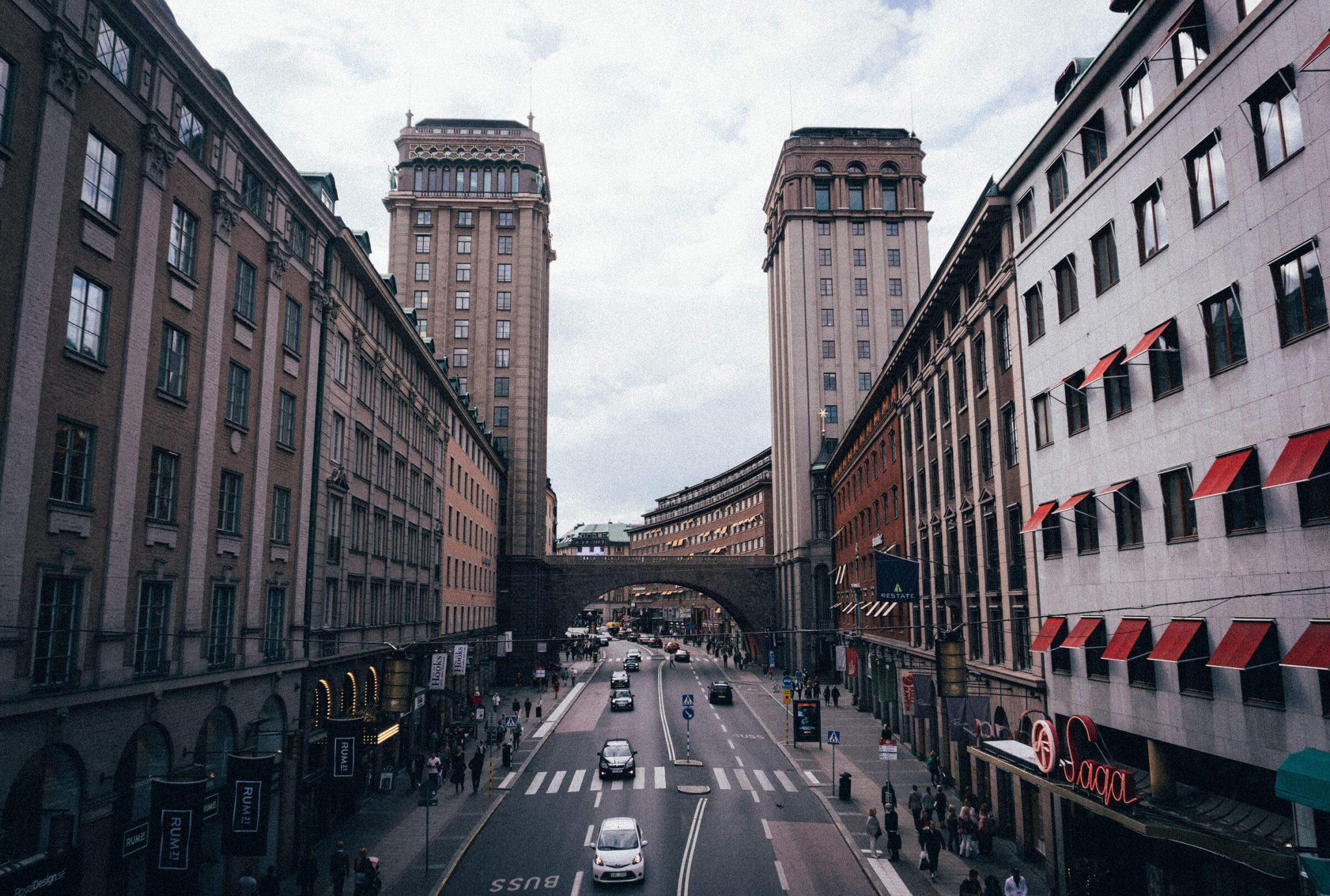 Vandrarhem i Stockholms City